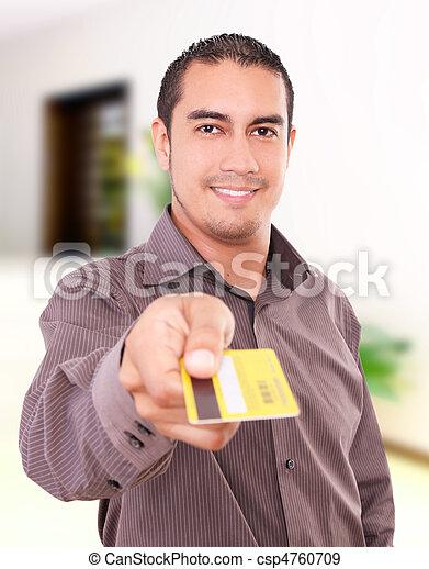 Man buying - csp4760709