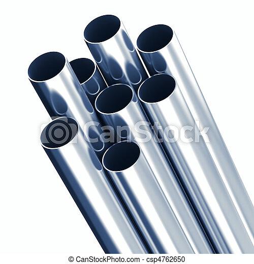 Metal pipes - csp4762650