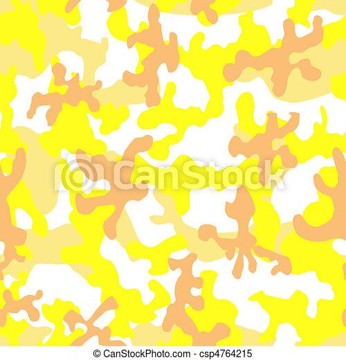 Camouflage - csp4764215