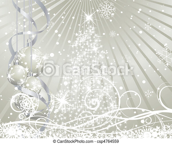 christmas background - csp4764559