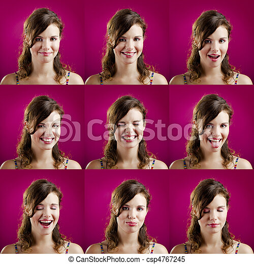 Different expressions - csp4767245