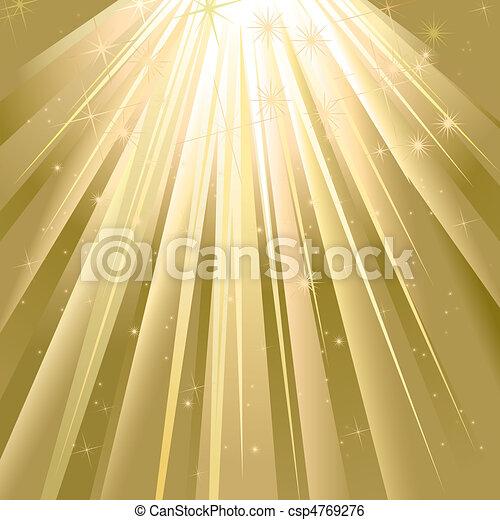 Magic Light - csp4769276