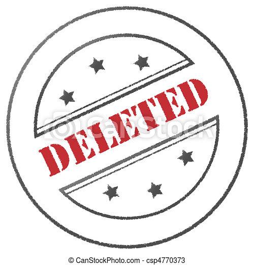 how to delete stock x account