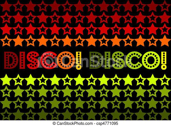 Disco! Disco! - csp4771095