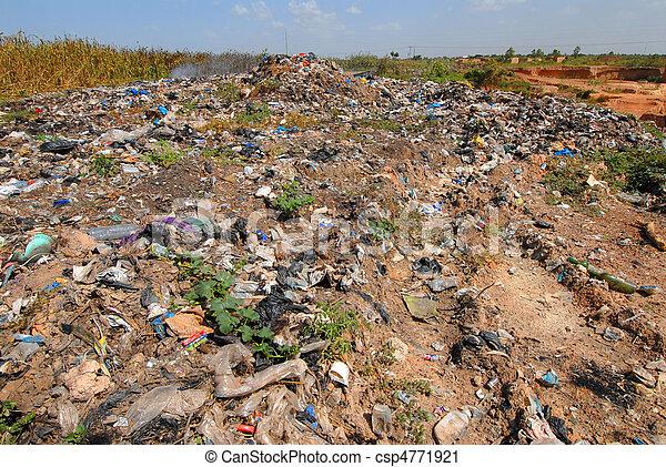 landfill - csp4771921