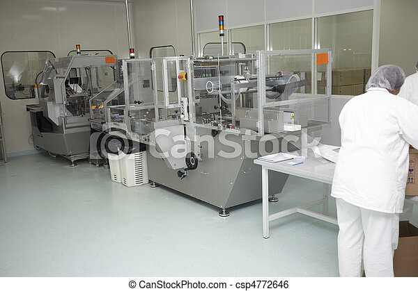 pharmaceutical industry drugs health care - csp4772646