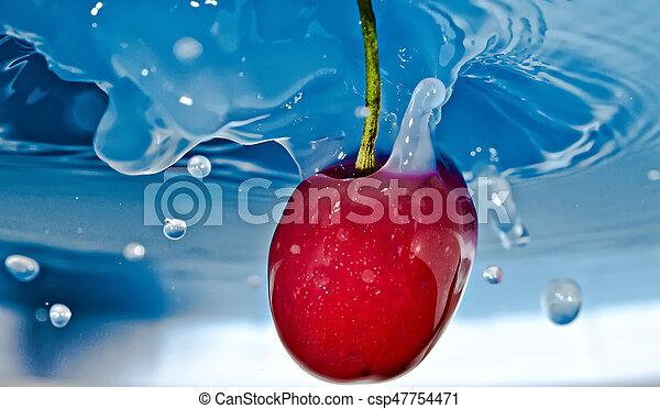 Cherry Boom 1 - csp47754471