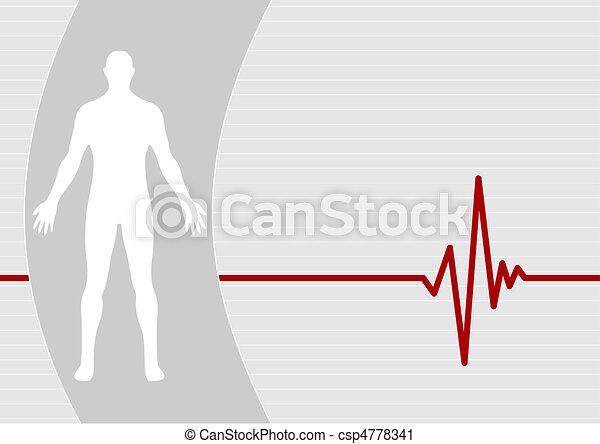 Medical background - csp4778341