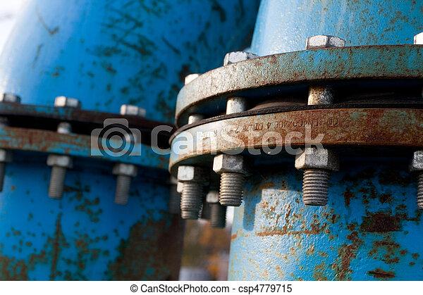 Blue pipelines - csp4779715