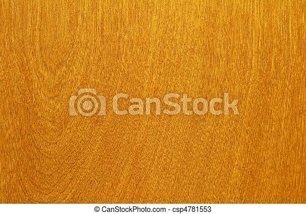 Fine Grain Wood - csp4781553