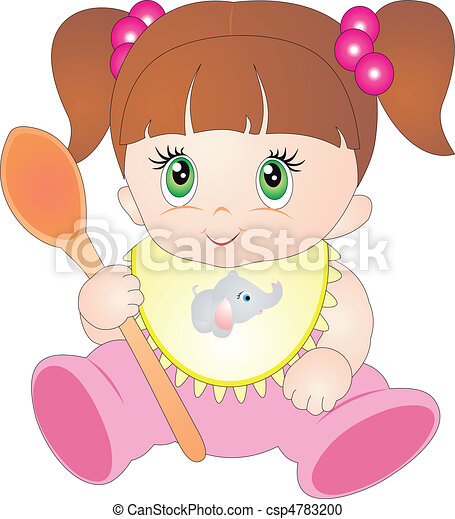 Baby vector - csp4783200