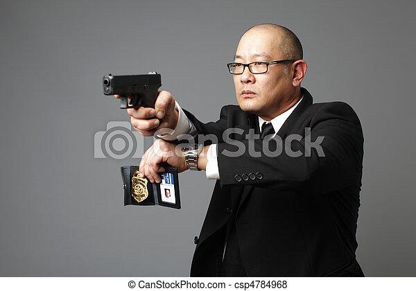 FBI agent  - csp4784968