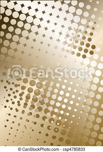 brown poster background - csp4785833