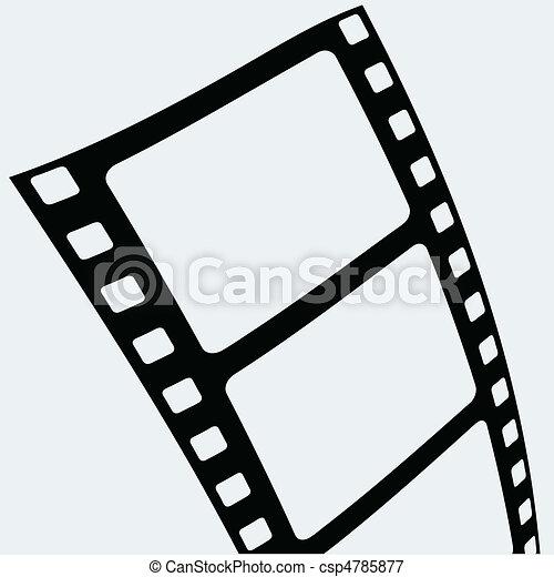 film illustrations - csp4785877
