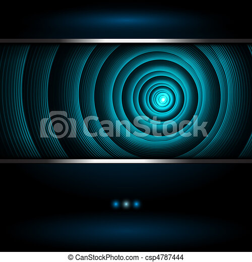 Vector abstract background - csp4787444