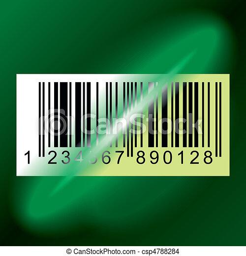 Barcode - csp4788284