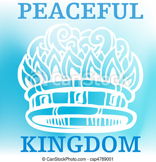 Peaceful Kingdom - csp4789001