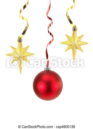 Christmas Decorations - csp4800138