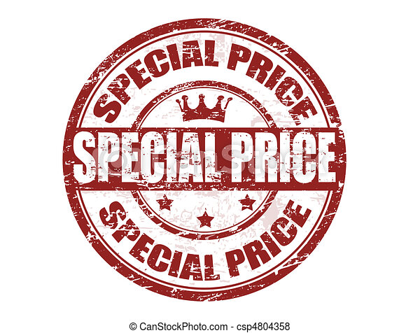 special price stamp - csp4804358