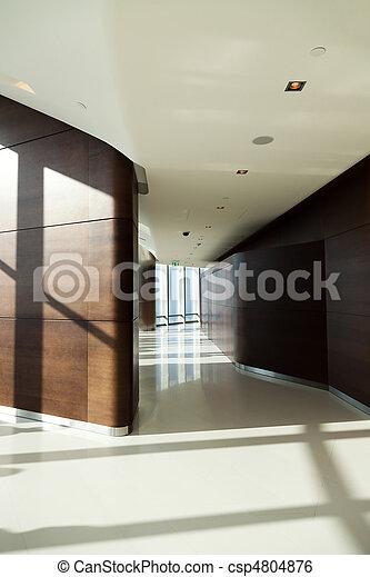 Idyllic office of corporation - csp4804876