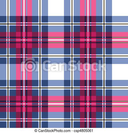 Seamless checkered pattern - csp4805061