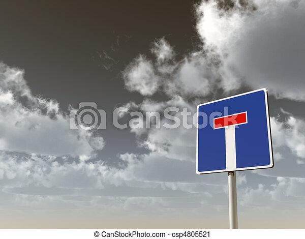 dead end - csp4805521