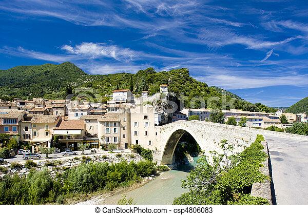 Nyons, France | Gordon Bitney's Provence