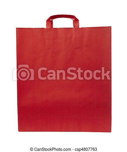 shopping bag consumerism retail - csp4807763