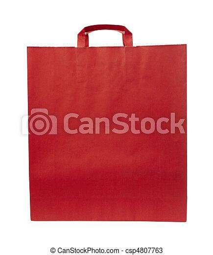 shopping bag consumerism retail - csp4807763