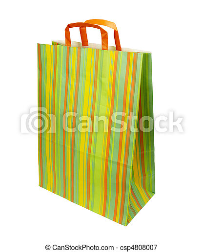 shopping bag consumerism retail - csp4808007