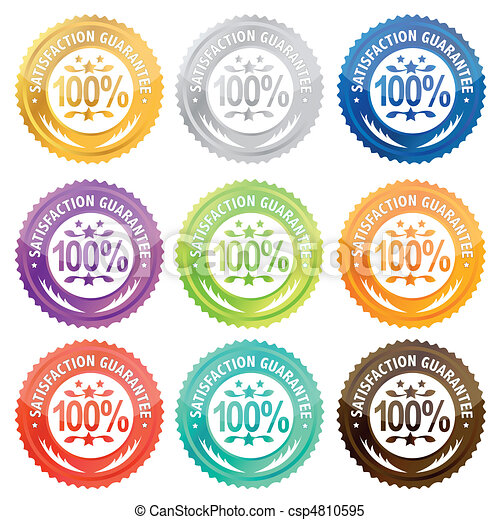 Satisfaction guarantee - csp4810595