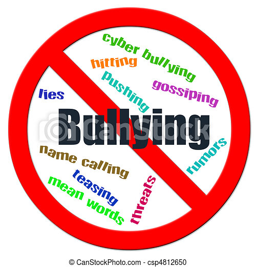 Stop Bullying - csp4812650