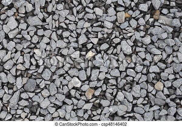 Gravel background - csp48146402