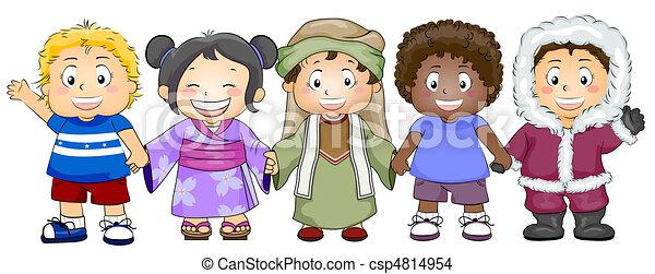 Diversity - csp4814954