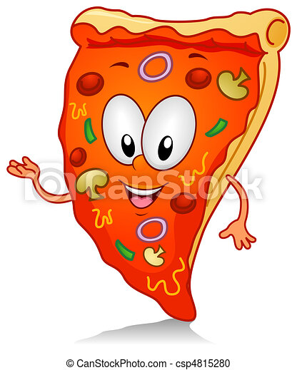 Pizza Gesture - csp4815280