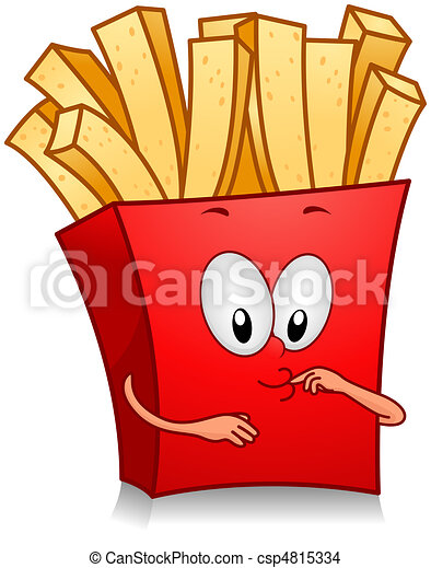 Fries - csp4815334