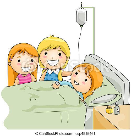 Hospital Visit - csp4815461
