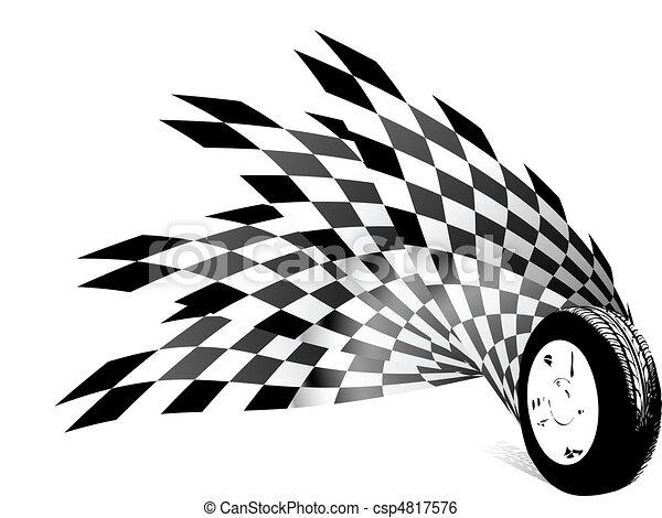 carting background - csp4817576