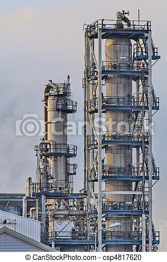 Oil Refinery - csp4817620