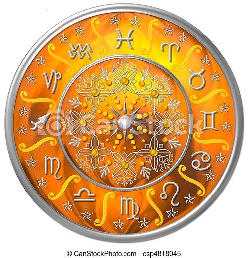 Zodiac Disc - csp4818045