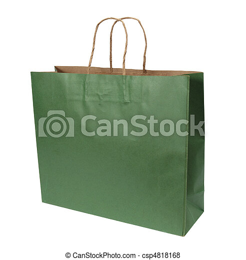 shoping bag consumerism retail - csp4818168