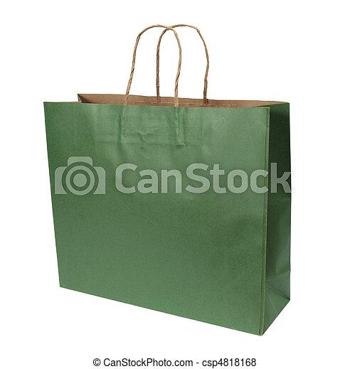 shoping bag consumerism retail - csp4818168