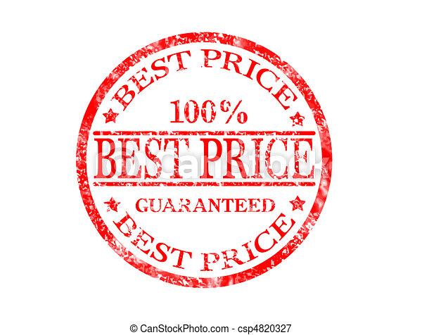 Best price stamp - csp4820327
