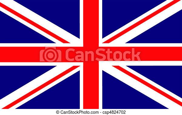 Vector Illustration of England - United Kingdom Of Great Britain ...