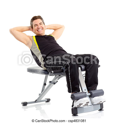 Work out - csp4831081