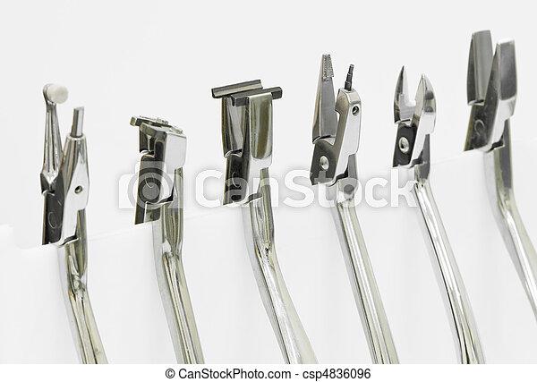 medical dental orthodontic equipment - csp4836096