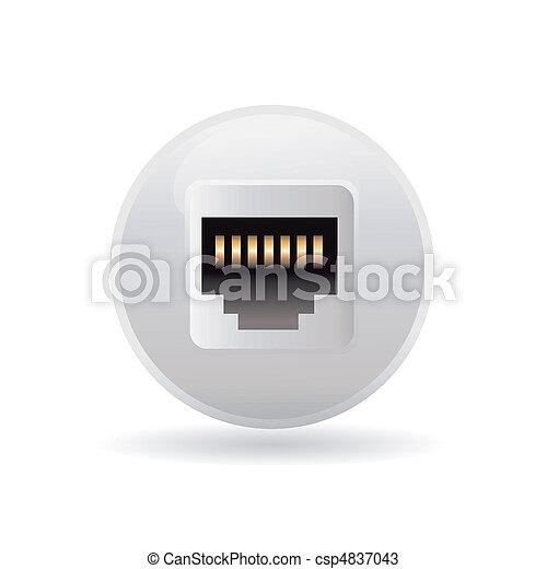 plug in - csp4837043