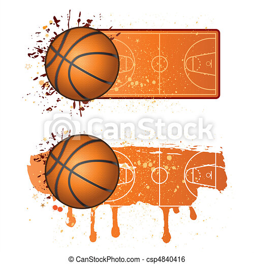 basketball sport - csp4840416