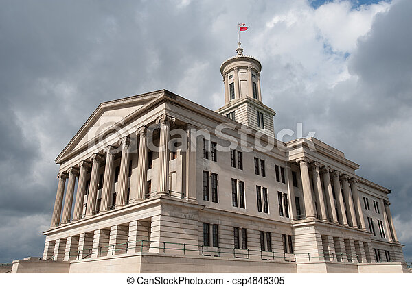 Tennesse State Capitol - csp4848305