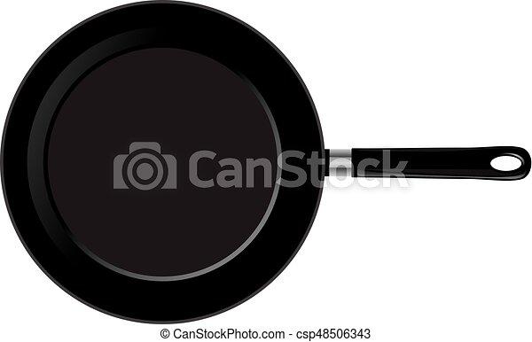 Frying pan - csp48506343